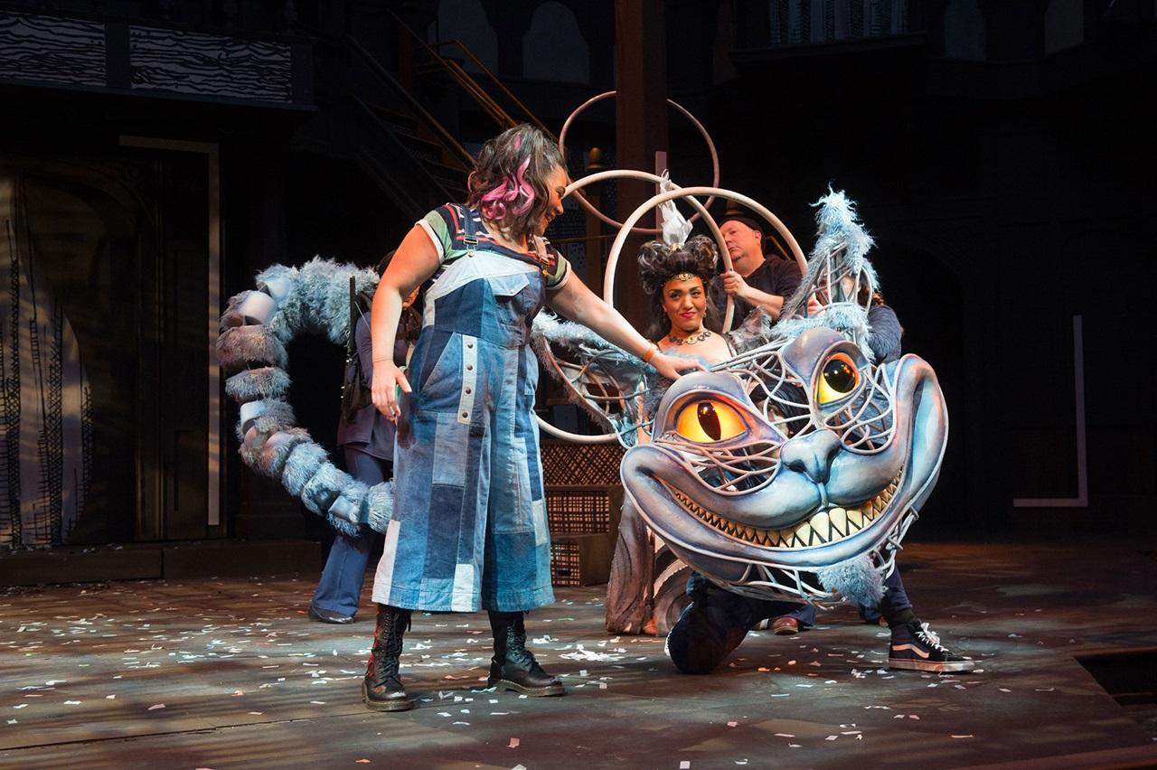 Oregon Shakespeare Festival - Alice in Wonderland