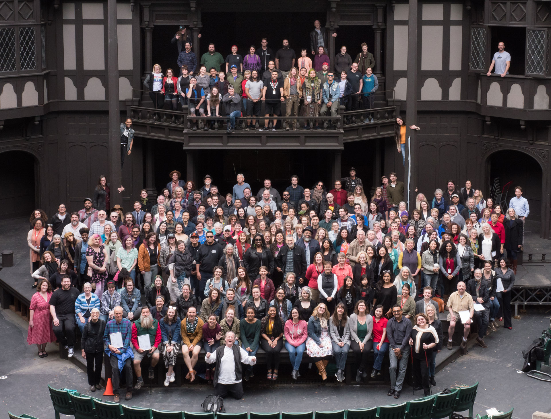 Oregon Shakespeare Festival - Work With Us