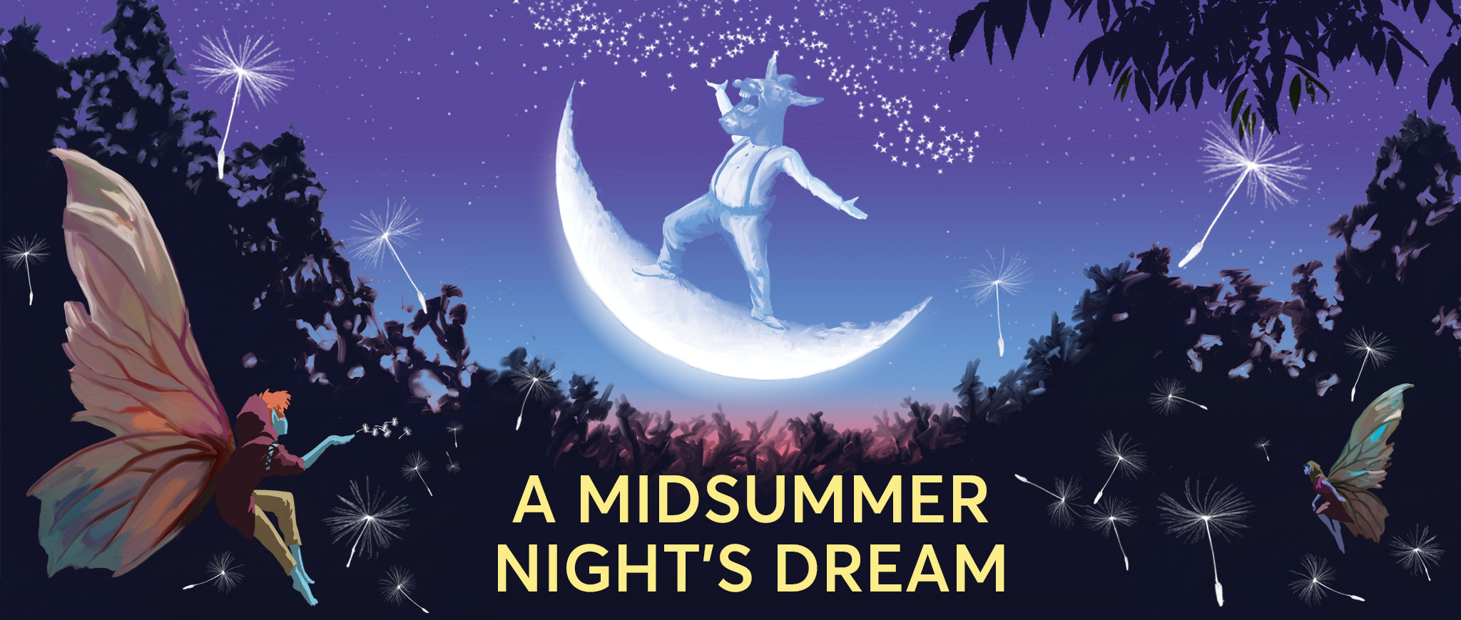 Oregon Shakespeare Festival - A Midsummer Night's Dream