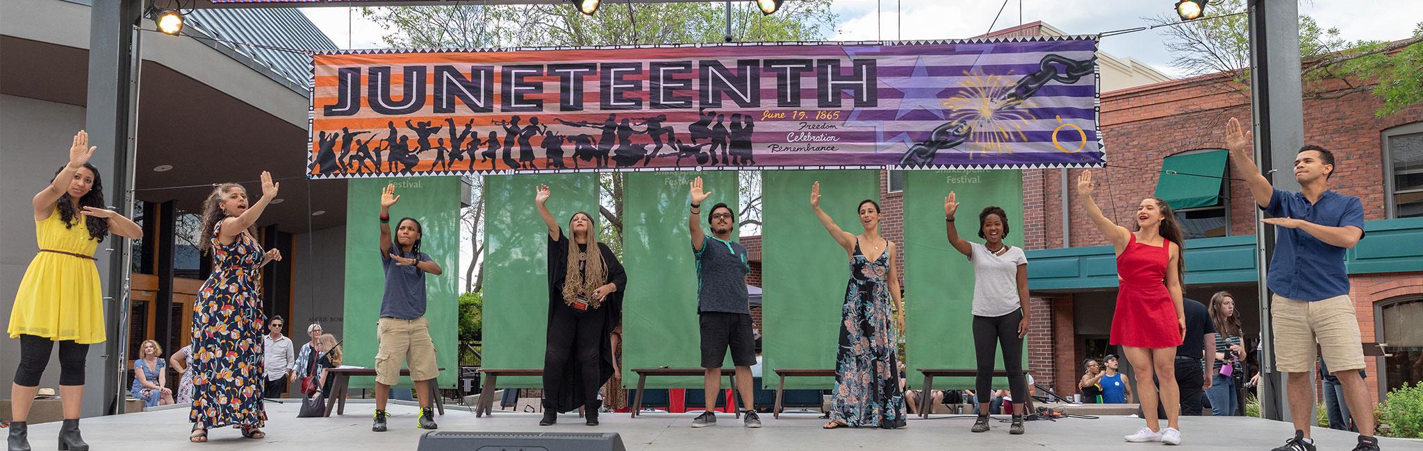 Oregon Shakespeare Festival - Juneteenth