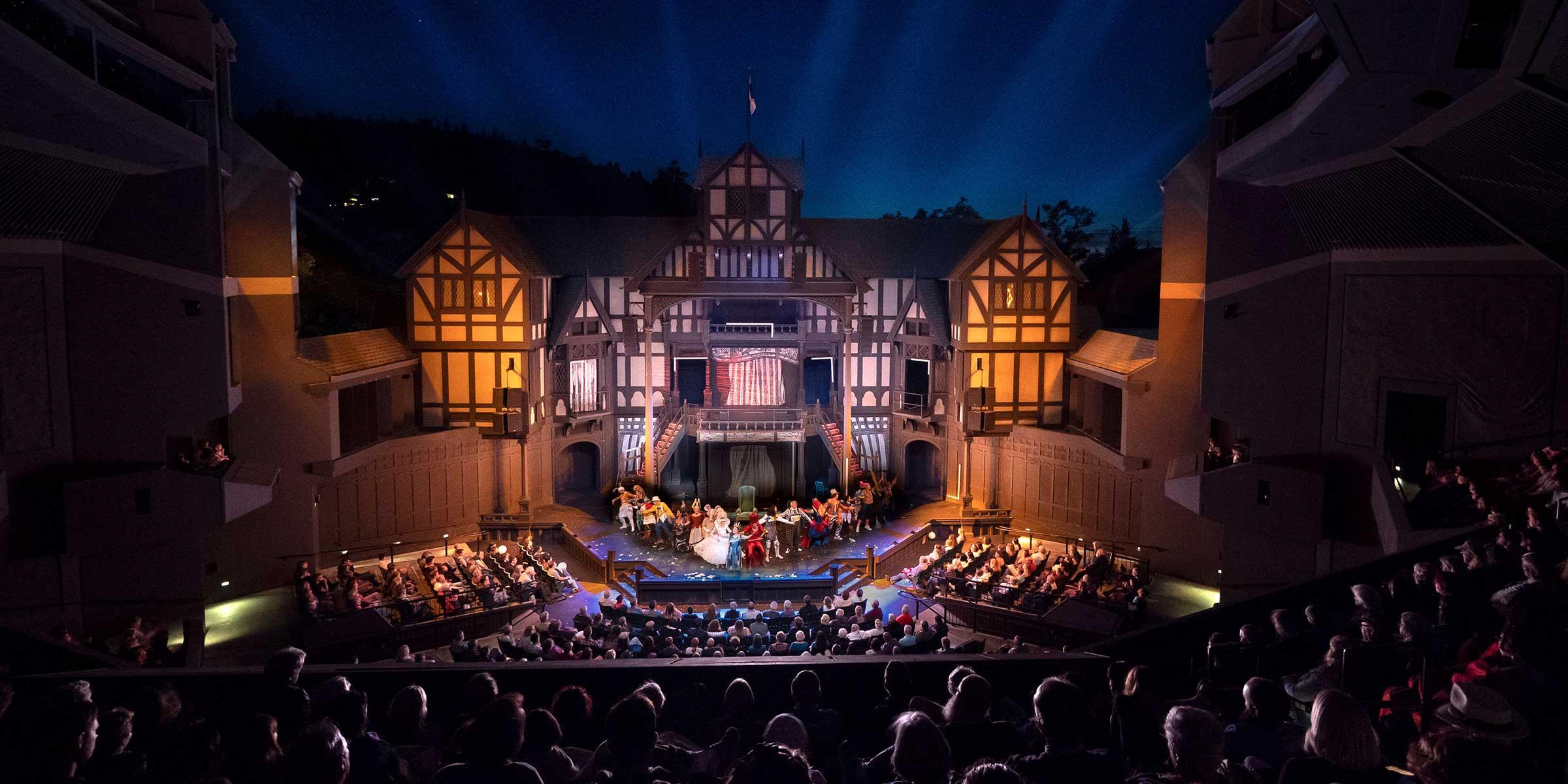 Oregon Shakespeare Festival - Tickets and Calendar