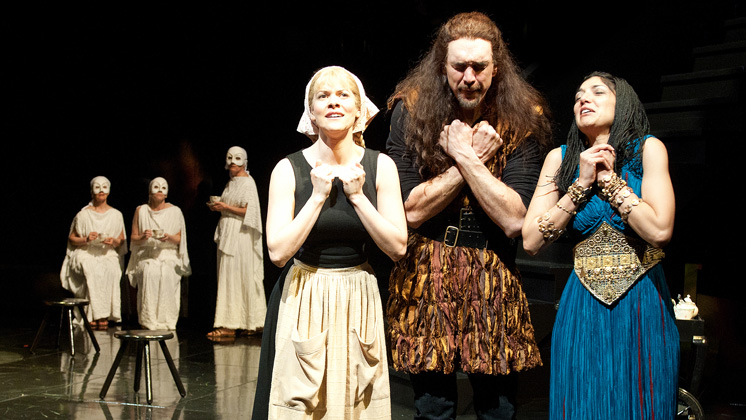 macbeth is a play where events Conjuring darkness in macbeth article the witches who open the play agree that they will meet macbeth 'ere keep up to date with news and events at the.