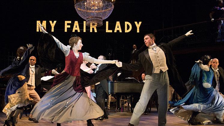 my fair lady play pdf