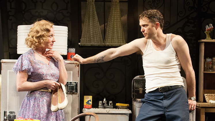 the relevance of setting in a streetcar named desire a play by tennessee williams Explore the setting of a streetcar named desire tennessee williams' classic play brought to life in new orleans.