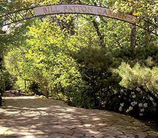 Lithia Park (Bill Patton Garden)